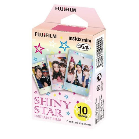 Fuji Instax Mini Film Shiny Star