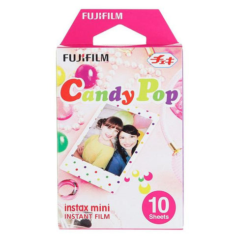 Fuji Instax Mini Film Candy Pop