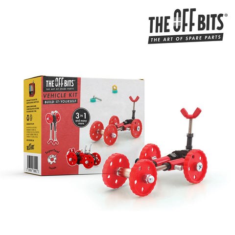 Offbits - Red Vehicle