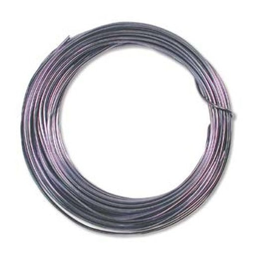 Aluminum Wire 12 Gauge Soft Lilac