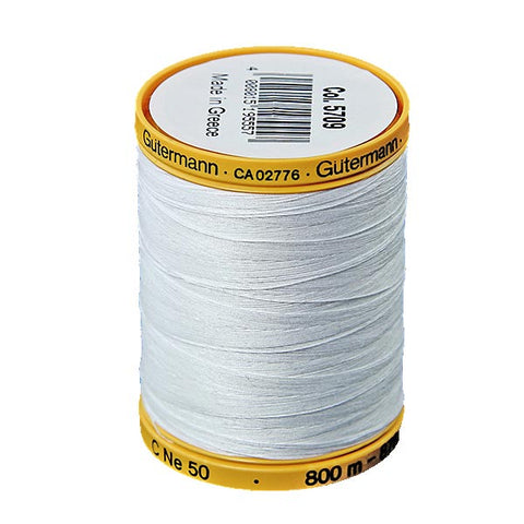 Gutermann Natural Cotton 100M - 5201