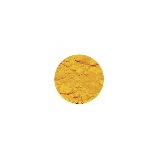 Pigment 100 grams Cadmium Yellow Middle