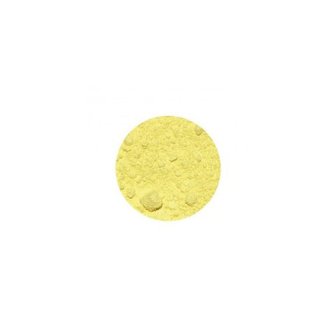 Pigment 100 grams Lemon Yellow