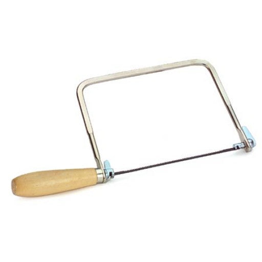 Excel Coping Saw With 4 Spare Blades