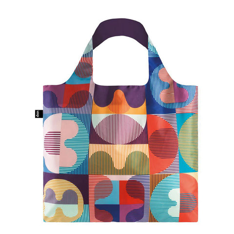 Grid Shopping Bag