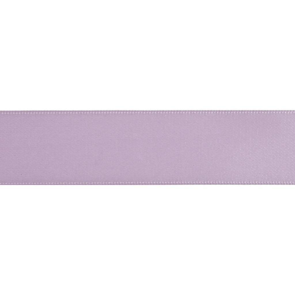Double-Face Satin - 5m x 6mm - Lilac