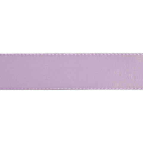 Double-Face Satin - 5m x 24mm - Lilac