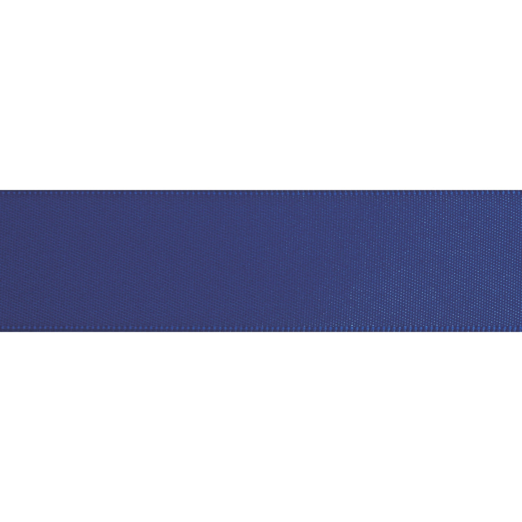 Double-Face Satin - 5m x 24mm - Royal Blue
