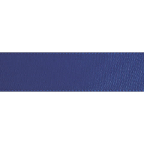 Double-Face Satin - 5m x 3mm - Royal Blue