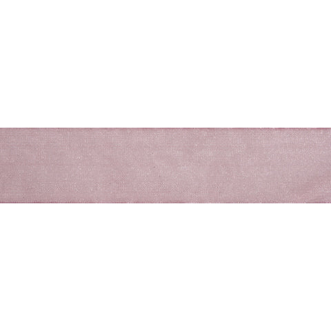 Organdie Sheer - 5m x 25mm - Pink