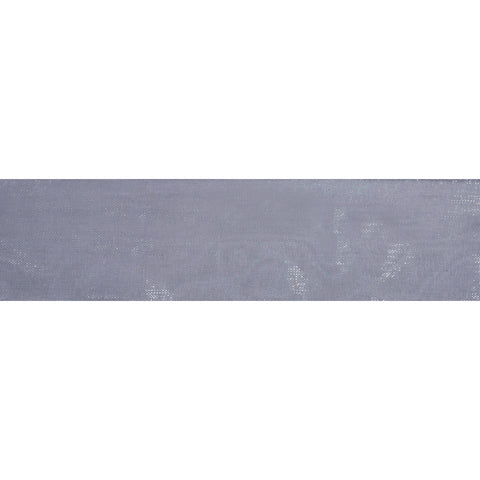 Organdie Sheer - 5m x 25mm - Silver Grey