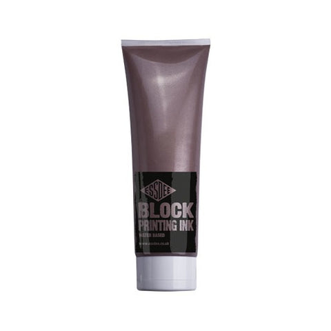 Essdee Block Printing Ink Metallic Bronze 300ml