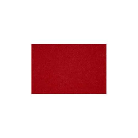 Craft Felt Sheet - Christmas Red