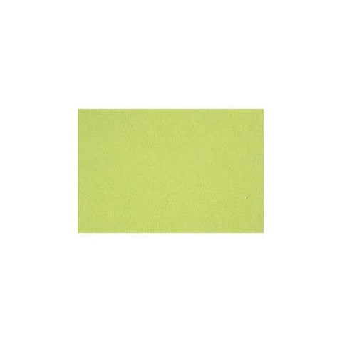 Craft Felt Sheet - Lime Green