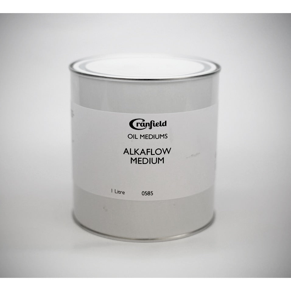 Cranfield Alkaflow Medium 1 Litre Tin