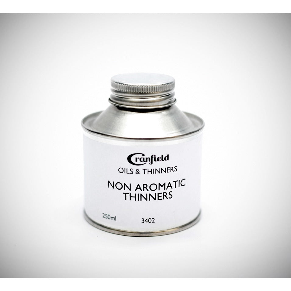 Cranfield Non-Aromatic Thinner 250 ml Tin