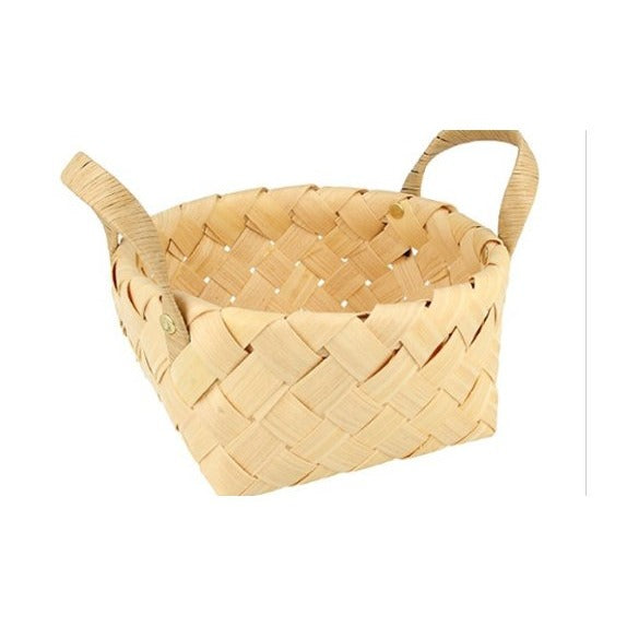 Artemio Wicker Basket - Double Handle
