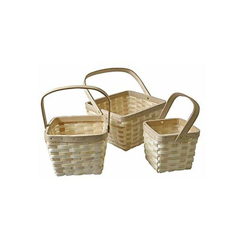 Artemio Wicker Baskets - Set of 3