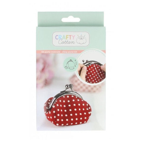 Artemio Purse Kit Dotted Red