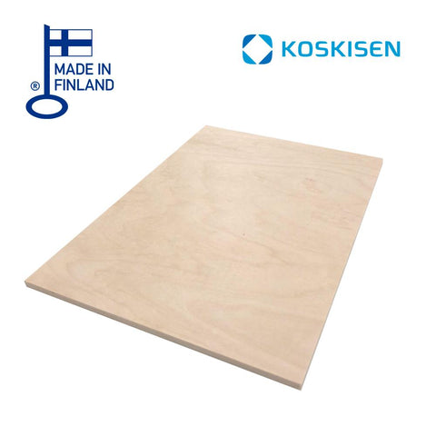 KOSKISEN Birch AB/B Plywood - 1.5mm
