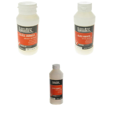 Liquitex Gloss Varnish Flexible