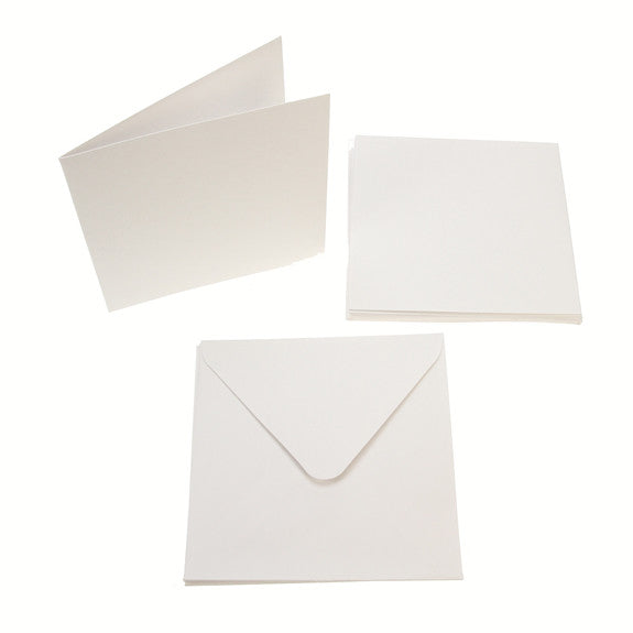 Square Card Blanks 300gsm