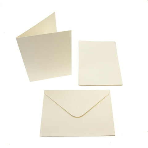 5x7 Card Blanks 300gsm 10Pk - Cream