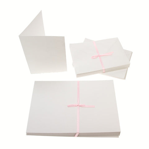 5x7 Card Blanks 300gsm 50Pk - White