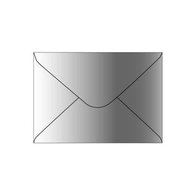 Envelopes A6 Silver 20 Pack