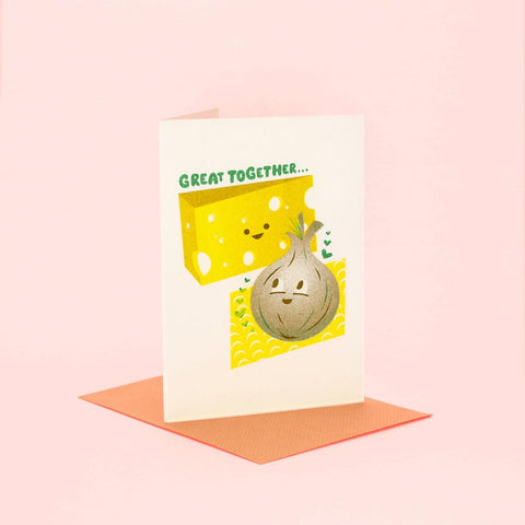 Great Together - Fred Aldous Valentines Day Card