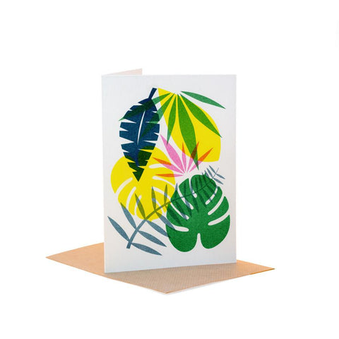 Flora - Fred Aldous Greetings Card