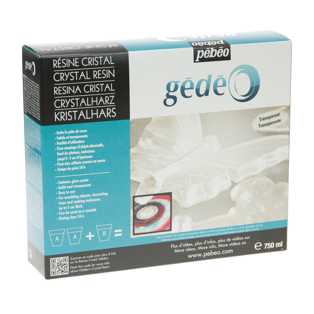 Gedeo Crystal Resin 750ml