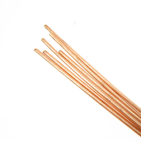 WF Copper Medium Rods (50153A)