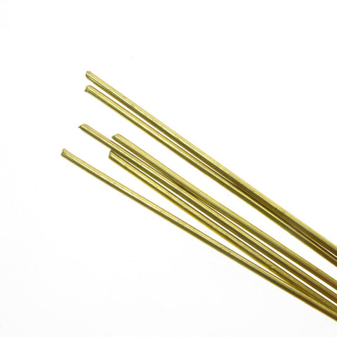 WF Brass Medium Rods (50155D)