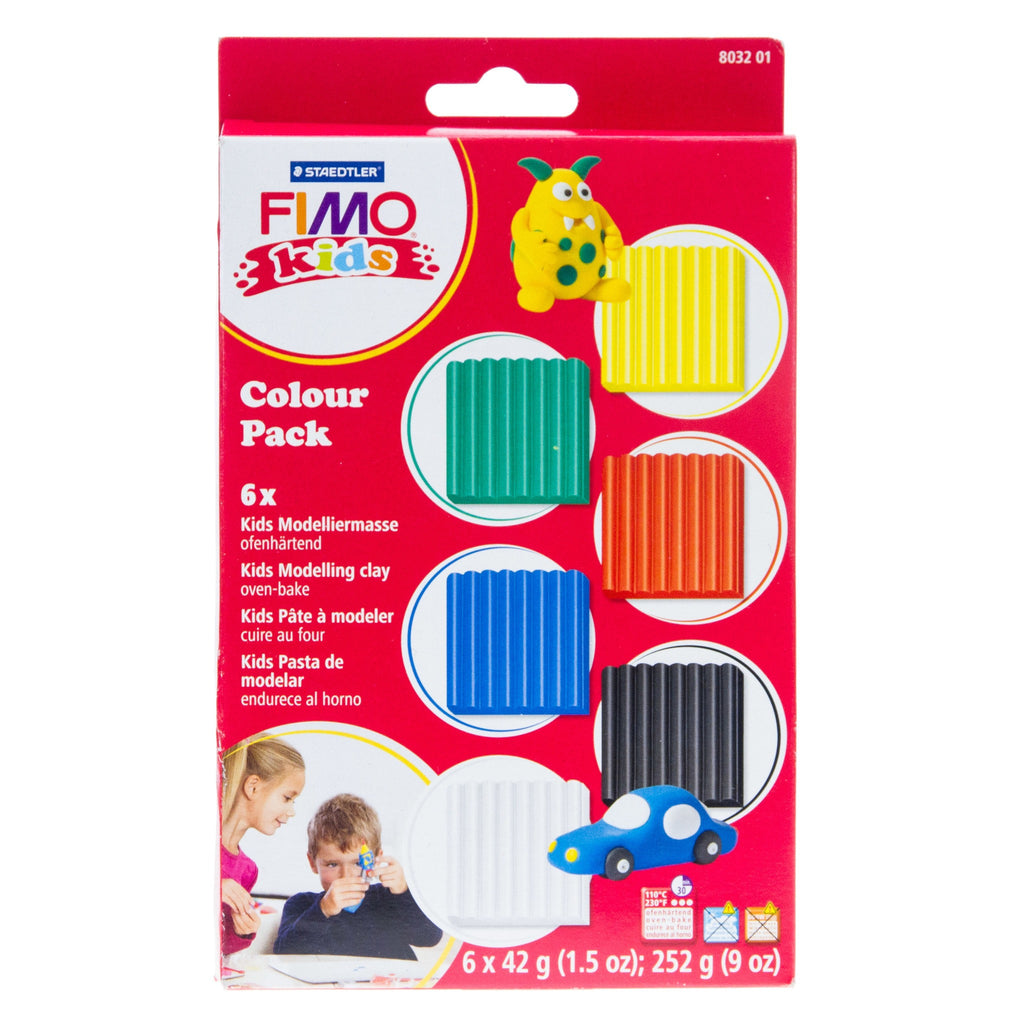 Fimo Kids Basic Colours