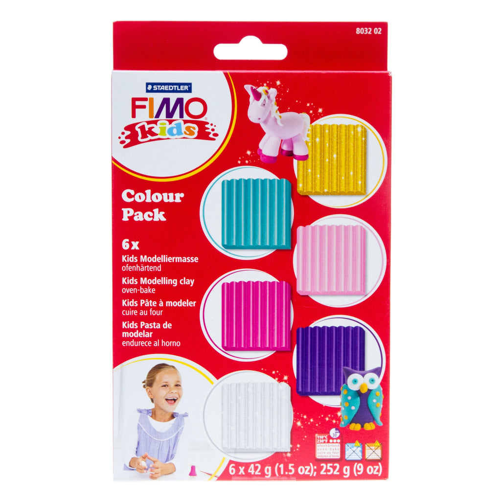 Fimo Kids Bright Colours