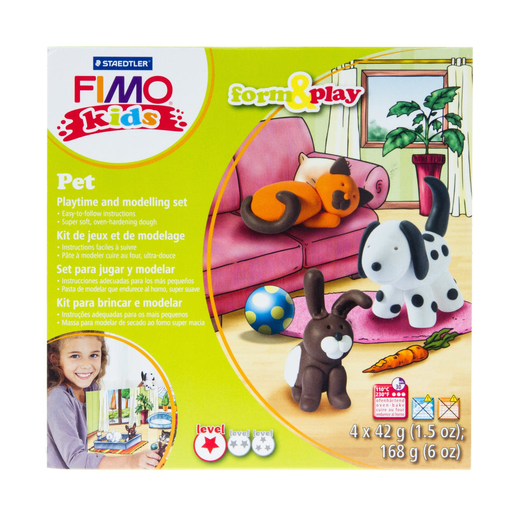 Fimo Kids Form & Play Pets