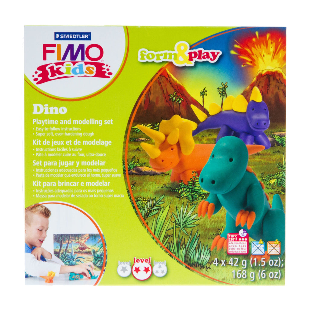 Fimo Kids Form & Play Dinos
