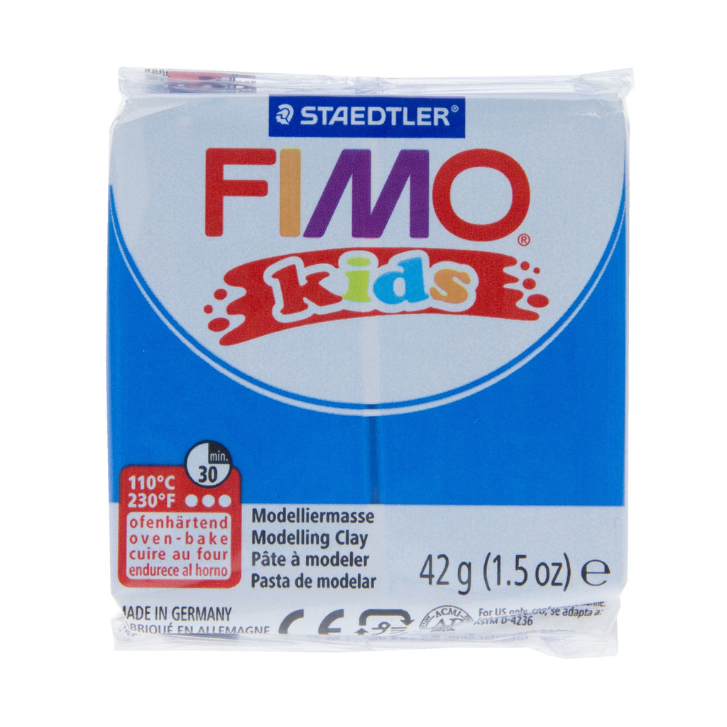Fimo Kids 42g Block Blue