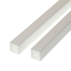 Evergreen Styrene Square Tube