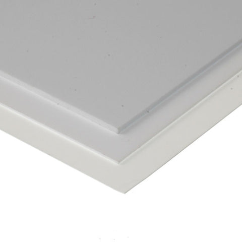 "Evergreen Styrene Sheet Plain Assorted - 010"", 020"", 040"""