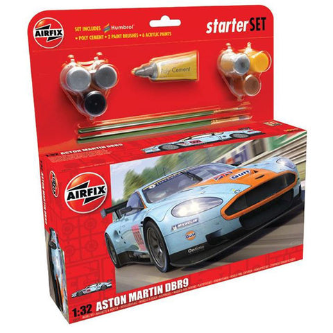 Aston Martin DBR9 Set (A50110) 1:32