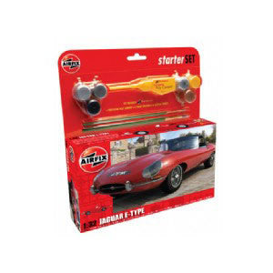 Jaguar E-Type Set (A55200) 1:32