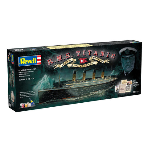 Revell - 100 Years Titanic (Spec.Edition)