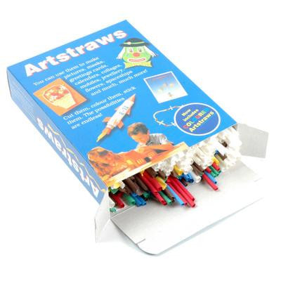 Artstraws Short Pack