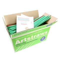 Artstraws School Pack Thick - Assorted Colours