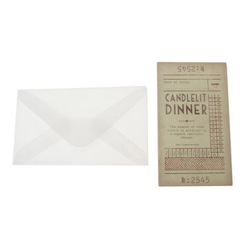 East of India - Candlelit Dinner Ticket