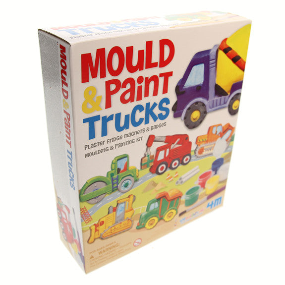 4M Mould & Paint Trucks Kit
