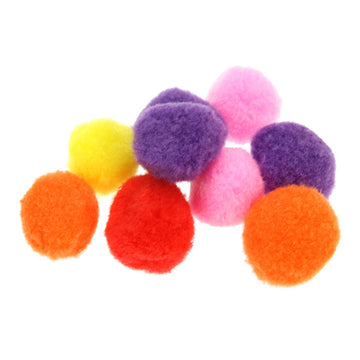 Pom Poms - Assorted 40 Pack