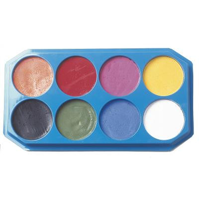 Snazaroo 18ml Palette Set